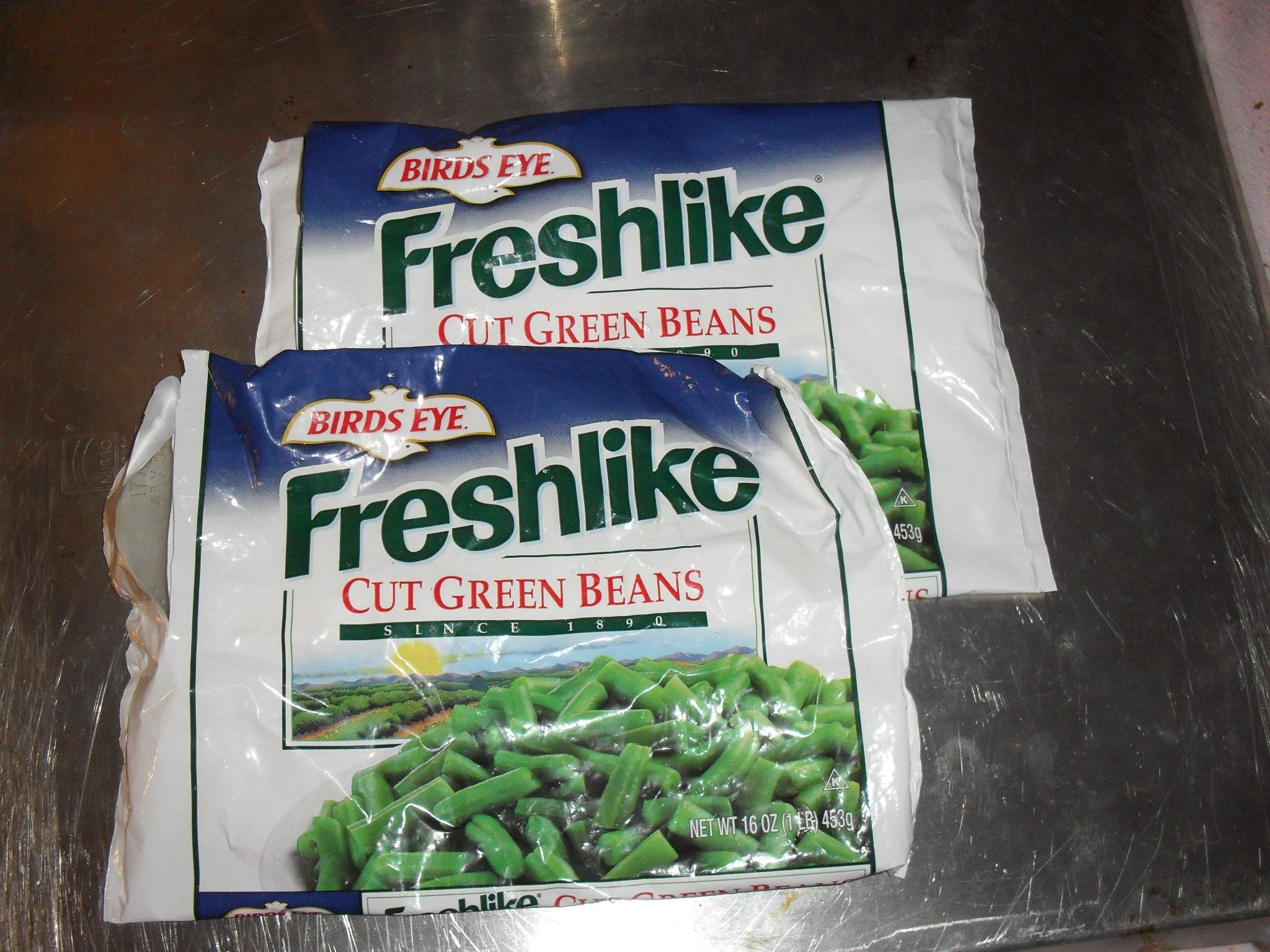 Fresh Frozen Green Beans