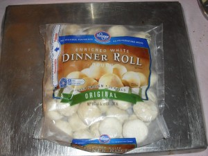 Frozen Dinner Rolls